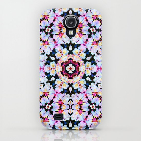 Kaleidoscope Flowers  iPhone & iPod Case