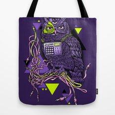 DiscOwl 6c Tote Bag