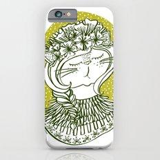 Spring Cat Lady  iPhone 6s Slim Case