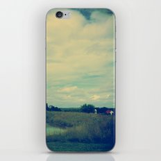 One Summer Day iPhone & iPod Skin