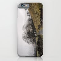 Snow Blizzard And Footpa… iPhone 6 Slim Case