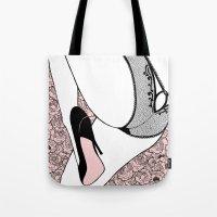 La femme 15 Tote Bag