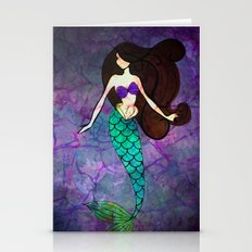 Mythical Mermaid Stationery Cards