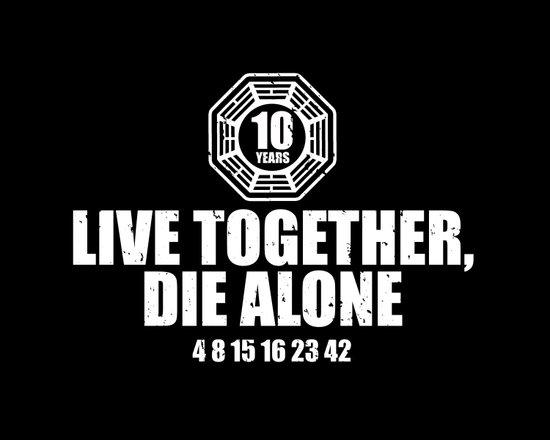 Live Together Art Print