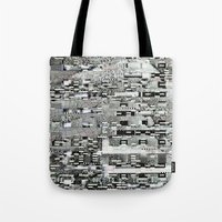 Highly Resolved Ghost (P… Tote Bag