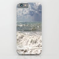 iPhone & iPod Case featuring The Ocean by Digital-Art