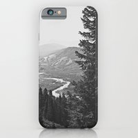 River through the Mountains iPhone 6 Slim Case
