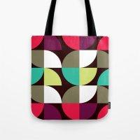 Roundel (2009) Tote Bag