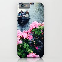 in love with Amster  iPhone 6 Slim Case
