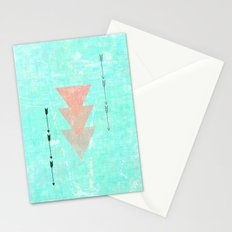 Color Me Aztec  Stationery Cards