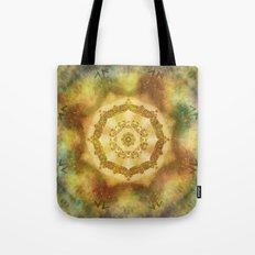 Tribal Mandala Tote Bag