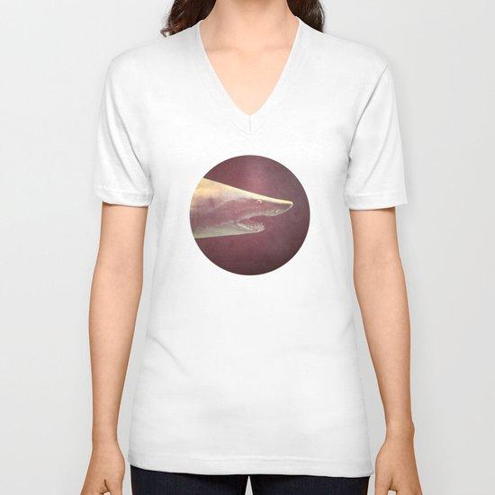 Tyrannical Cartilage. V-neck T-shirt