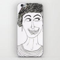 Happy And Loco iPhone & iPod Skin