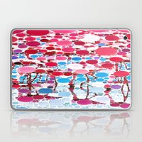:: Flamingo Hookah :: Laptop & iPad Skin
