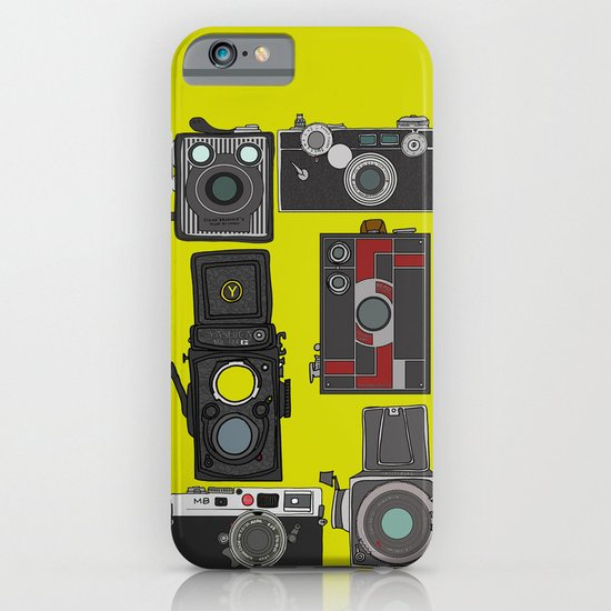 Cameras iPhone & iPod Case