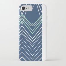 Navy Chevy iPhone 7 Slim Case