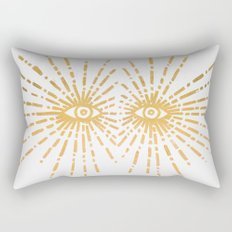Starry Eyed Rectangular Pillow