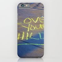 iPhone & iPod Case featuring Love by Smileybriggs