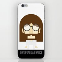 Give Peace a Chance Lennon Series iPhone & iPod Skin