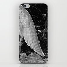 A Very Old Man with Enormous Wings iPhone & iPod Skin