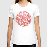 T-shirt featuring Stripes by Sonia Garcia