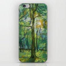 Emerald Twilight iPhone & iPod Skin