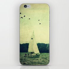Come Sail Away iPhone & iPod Skin