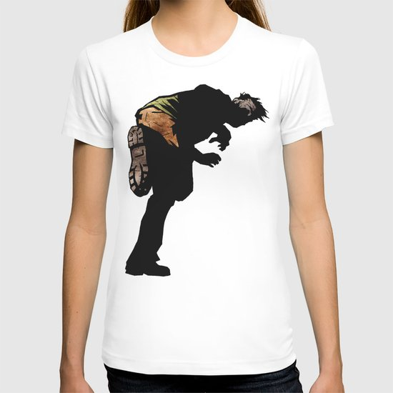 RUN ZOMBIE RUN! T-shirt