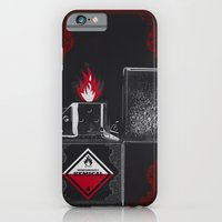 iPhone & iPod Case featuring Spontaneously Kemical 4 by Alberto Angiolin