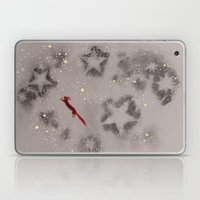 Squirrel and stars Laptop & iPad Skin