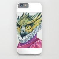 Ruffled Feathers iPhone 6 Slim Case