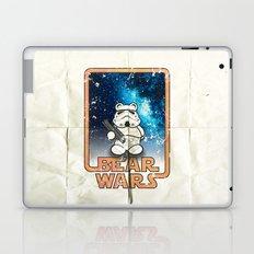 Bear Wars Vintage - Bear Trooper Laptop & iPad Skin