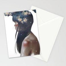 the lapis lazuli constellation Stationery Cards