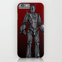 Cyberman... iPhone 6 Slim Case