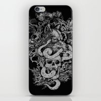 The End Of Light iPhone & iPod Skin