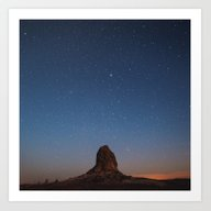 Art Print featuring Trona by @popscure