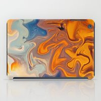SKY ON FIRE iPad Case