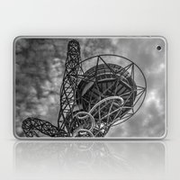 The Arcelormittal Orbit Monochrome Laptop & iPad Skin