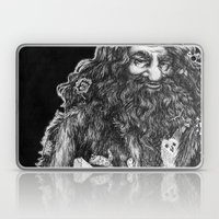 Keeper of the Keys Laptop & iPad Skin
