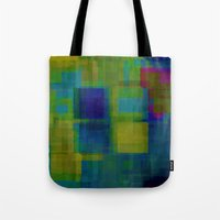 Digital#3 Tote Bag