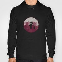 Different And Alone In Crowd Hoody