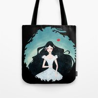 Snow White Tote Bag