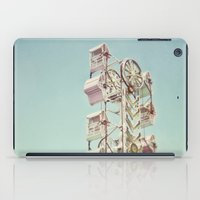 pastel carnival iPad Case