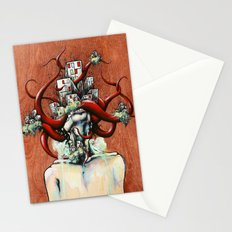 Perspective Metamorphosis 1 Stationery Cards