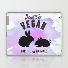Proud to be Vegan Laptop & iPad Skin