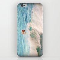 Wipe Out iPhone & iPod Skin