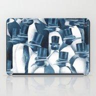 A Gathering Of Gentlemen… iPad Case