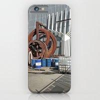 Big and Rusty iPhone 6 Slim Case