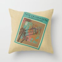 Come Fly With Me 2 Throw Pillow