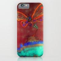 Bad Ash Mothra Funker Full (Wobblesauce) iPhone 6 Slim Case